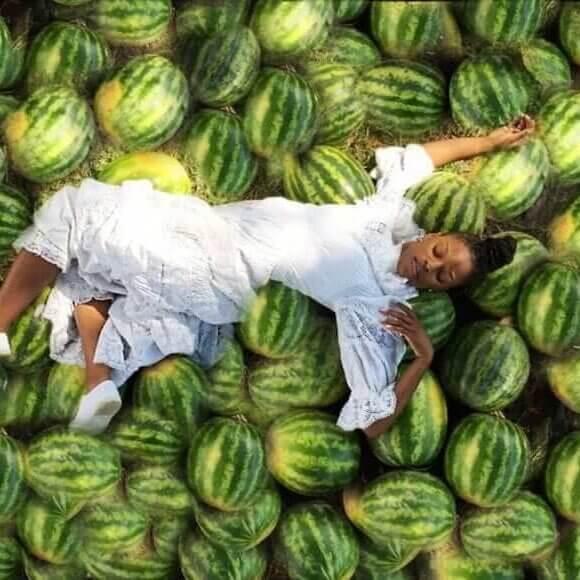 Jarrell Hamilton, EPISODES: Watermelon Dreams.  Photo: Diogo DeLima.