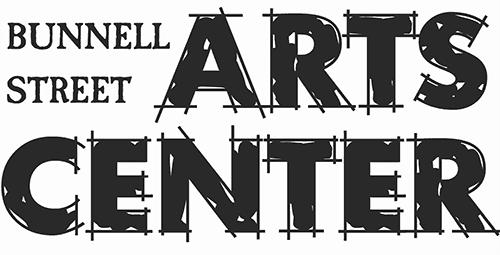 Logo for Bunnell Street Arts Center