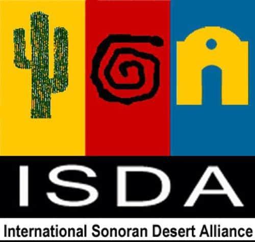 Logo for: International Sonoran Desert Alliance / ISDA