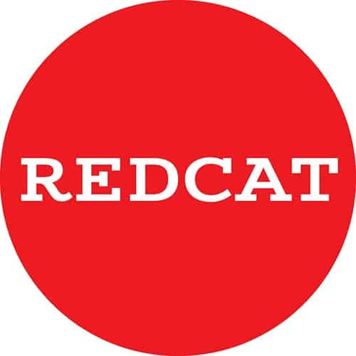 Logo for: Roy and Edna Disney, CalArts Theater / REDCAT